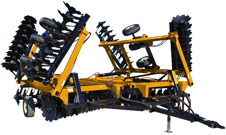 Kello Bilt Disc Plough Model 225DOW